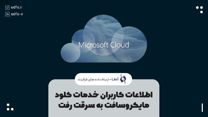 خدمات کاود مایکروسافت